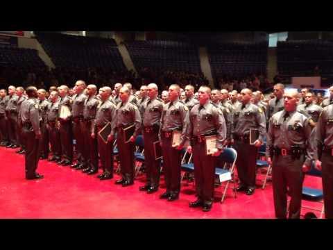 Kentucky State Police Graduation