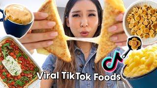 Testing Viral TikTok Foods