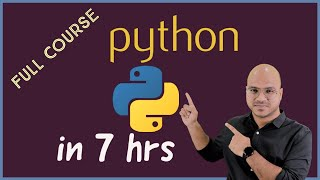 Python Tutorial for Beginner | Full Course