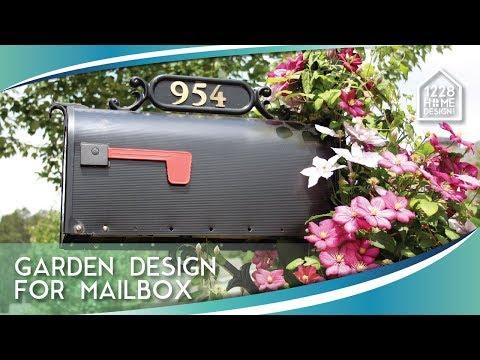 garden-design-for-mailbox