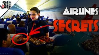 5 Secrets Flight Attendants Don't Want You to Know