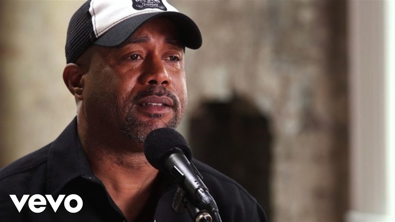 darius-rucker-so-i-sang-acoustic-dariusruckervevo
