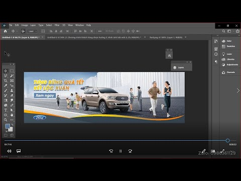 Hiểu đúng về thiết banner web - Hướng dẫn thiết kế banner ô tô