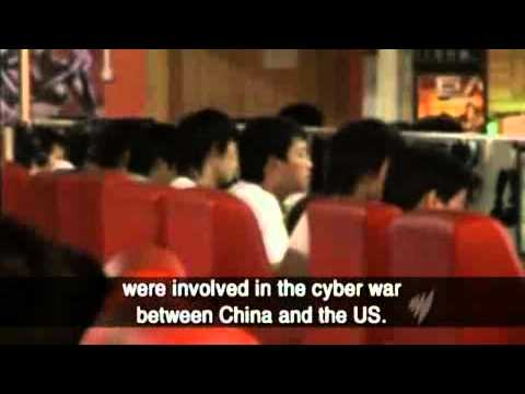 Documentary:  China s Cyber Warriors                       Reporter:  Nick Lazaredes    (2008)