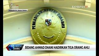 Sidang Ahmad Dhani Hadirkan Tiga Orang Ahli