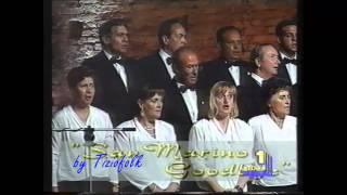RIVIERA ROMAGNOLA e SAN MARINO GOODBYE eseguite dal Coro Lirico di Bonci