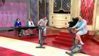 Модные советы Занятия на велотренажере 29 03 13)