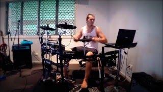 Meshuggah - Elastic (Drum Cover)