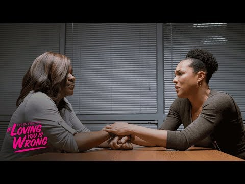 Kelly's Emotional Goodbye | Tyler Perry's If Loving You Is Wrong | Oprah Winfrey Network