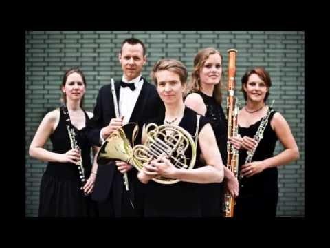 Jacques Ibert (1890-1962): Trois pièces brèves (Amsterdam Wind Quintet)