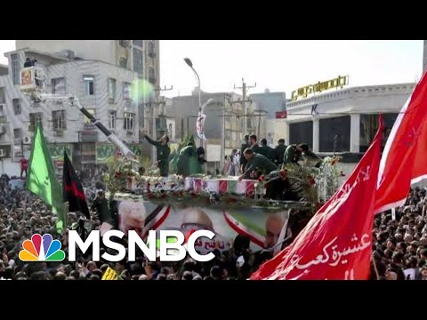 Lawmakers Demanding Answers From Trump On Soleimani Assassination | The 11th Hour | MSNBC