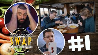 CAMBIO RISTORANTE : Episodio #1 : NAPOLI *REACTION*