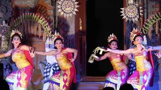 Balinese Traditional Dance + Cafe Lotus - Ubud | Bali Travel Vlog Day 2