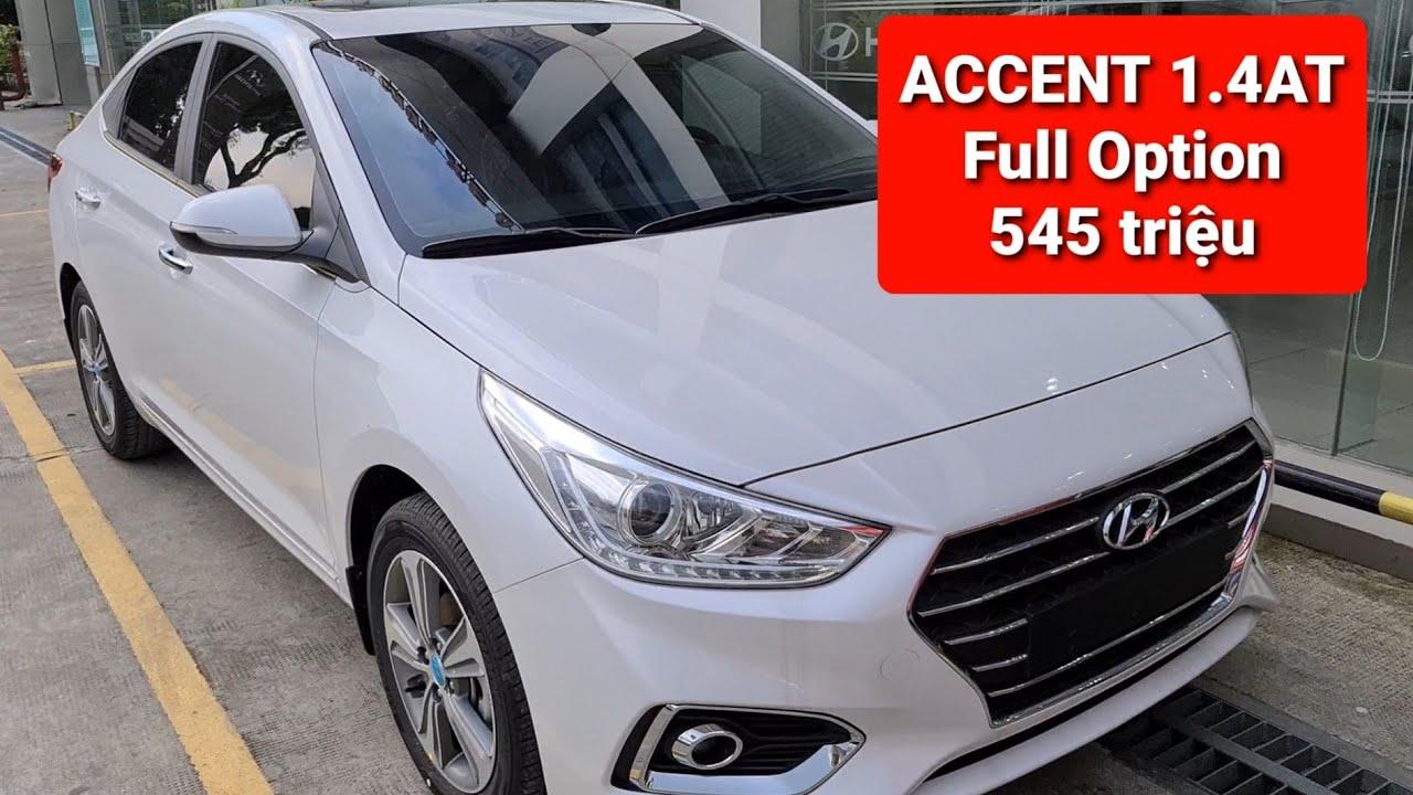 ✅ Giới thiệu chi tiết Hyundai Accent 1.4AT Đặc Biệt, Trả trước 150 triệu lấy xe ☎️[0868.11.75.75]