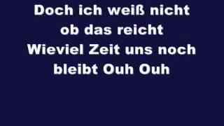 Curse feat. Silbermond - Bis zum Schluss (lyrics)
