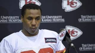 Chiefs' Marcus Peters wins December rookie award
