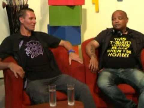 Bakgat Boyz TV Interview Live on OPEN STUDIO on CCTV