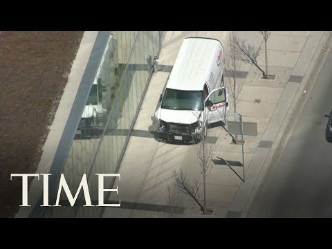 8 People Hit After Van Smashes Into Crowd In Toronto | TIME