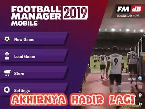 Menambah Pemain dan Merubah nama Pemain ! FM 19 Mobile Trick