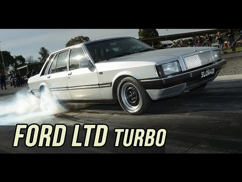 Ford LTD Turbo Street SLEEPER