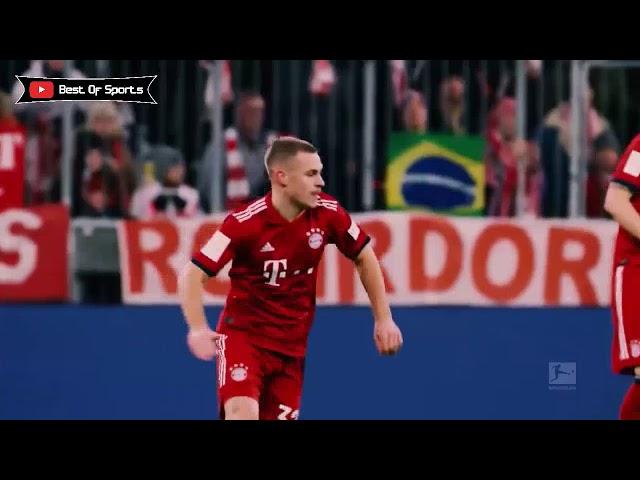 Joshua Kimmich Incredible Star of Bayern Munich