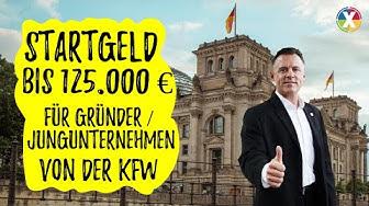 StartGeld - Alle Einzelheiten zum Gründerkredit der KfW-Bank
