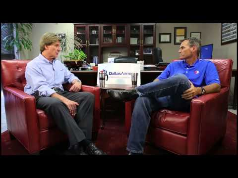 Dallas Airmotive Interview with Larry Wilson