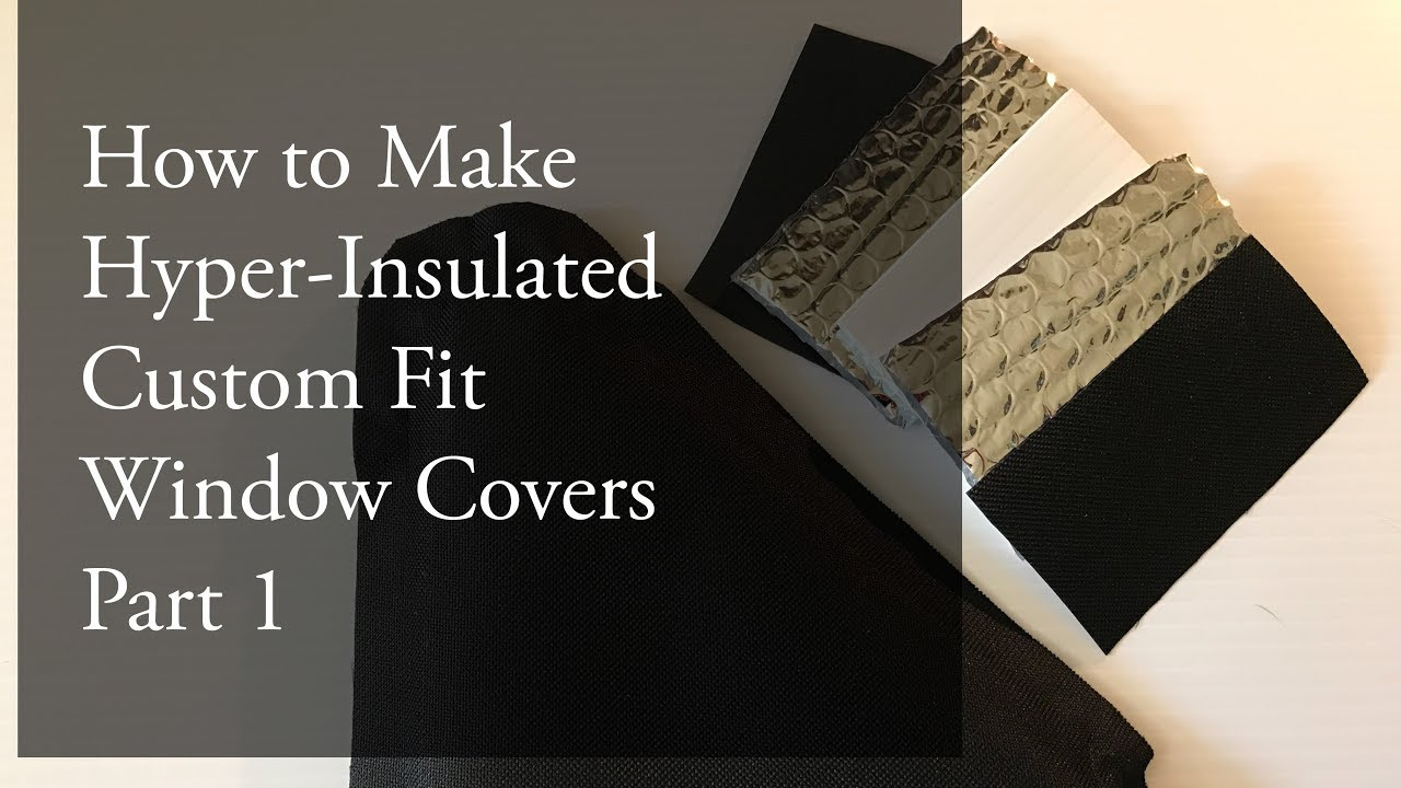 Reflectix Insulated Custom Window Covers Privacy Stealth Camper Car Van Light Blocking Prius