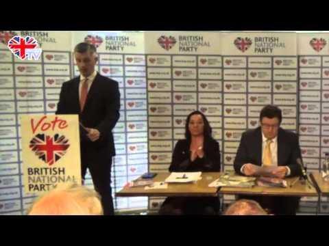 BNP London Manifesto Launch 2016