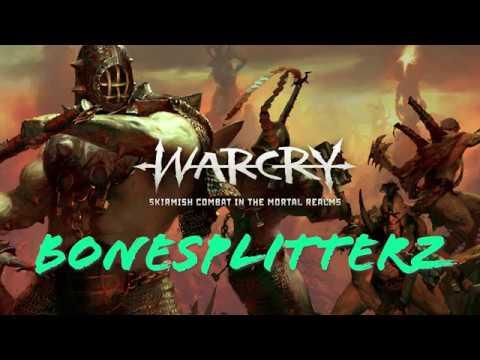 Warcry: Bonesplitterz Listbuilding with Math