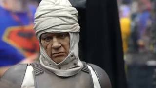 Sideshow Collectibles Star Wars SDCC 2016 Display! 1/6 Scale Figures, Statues & MORE!!!