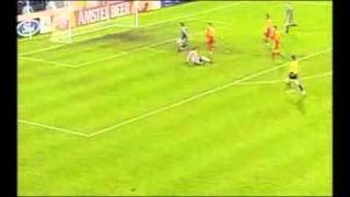 Club Brugge - Galatasaray 3-1 - 23 oktober 2002: Club imponeert en klopt Galatasaray in CL.
