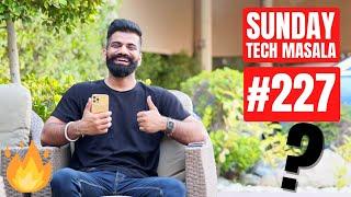 # 227 Sunday Tech Masala - Battlegrounds India, Virtual RAM, N10 India, 5G Bands ... # BoloGuruji🔥🔥🔥