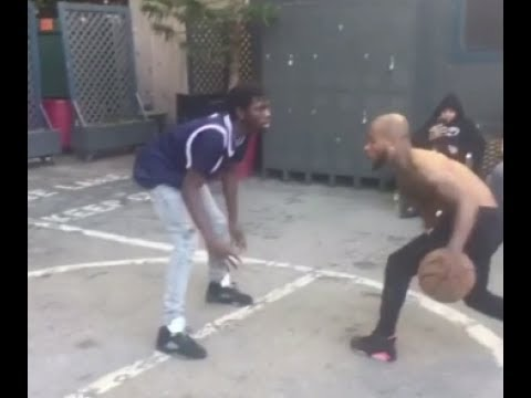 Tory Lanez BLOWN OUT, BASKETBALL MATCH!