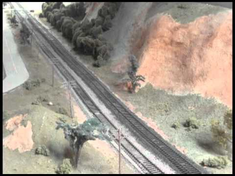 Custom Model Railroad Builder The A.E.R. Group, Incorporated