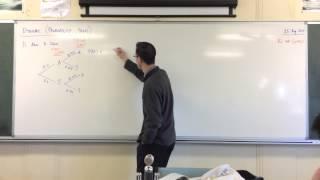 Dynamic Probability (Example 1: Tennis Match)