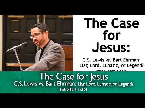 The Case for Jesus Course Introduction, Part 1 of 5