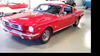 1965 Ford Mustang Fastback Start up and running FOR SALE NOW