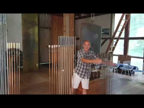 Harry Bertoia Sonambient Barn