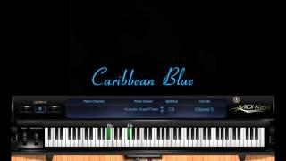 Enya - Caribbean Blue - Piano Cover
