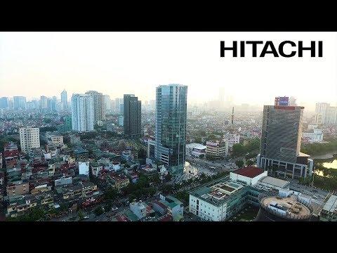 ASIA Digital Society Forum 2018 HANOI - Hitachi