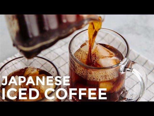 如何使日本冰咖啡(配方)冰咖啡如何使(配方)
