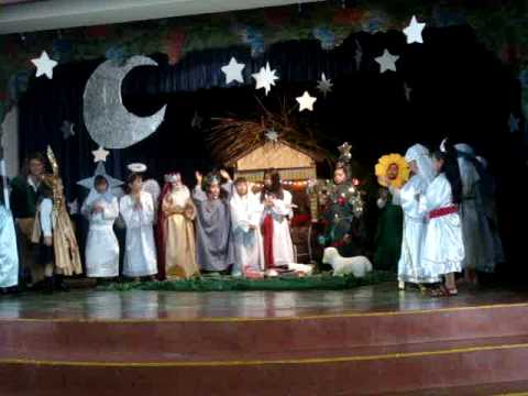 acto de clausura novena de navidad