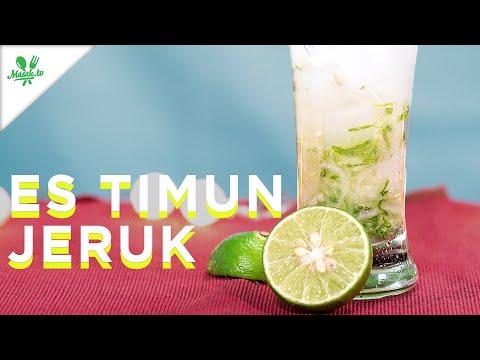 Resep Es Timun Jeruk