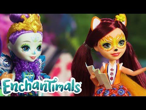 Enchantimals Россия ????приготовьтесь к приключению ????энчантималс куклы ???? Куклы-колдуны