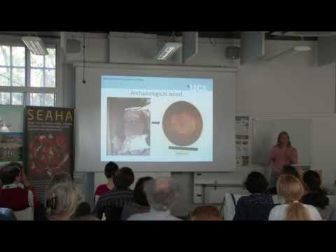 UCL ISH & SEAHA May 2018 Guest Lecture 'Caring for a Tudor Collection'
