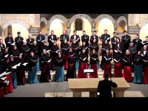 Anton Bruckner: Ave Maria - Heinrich-Schütz-Ensemble Vornbach + via-nova-chor München