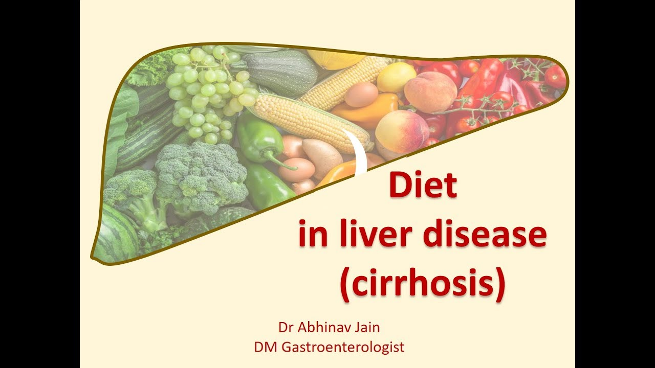 johns hopkins liver disease diet