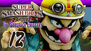 Super Smash Bros. Brawl - The Path to the Ruins - Wii Co-op Gameplay Part 12