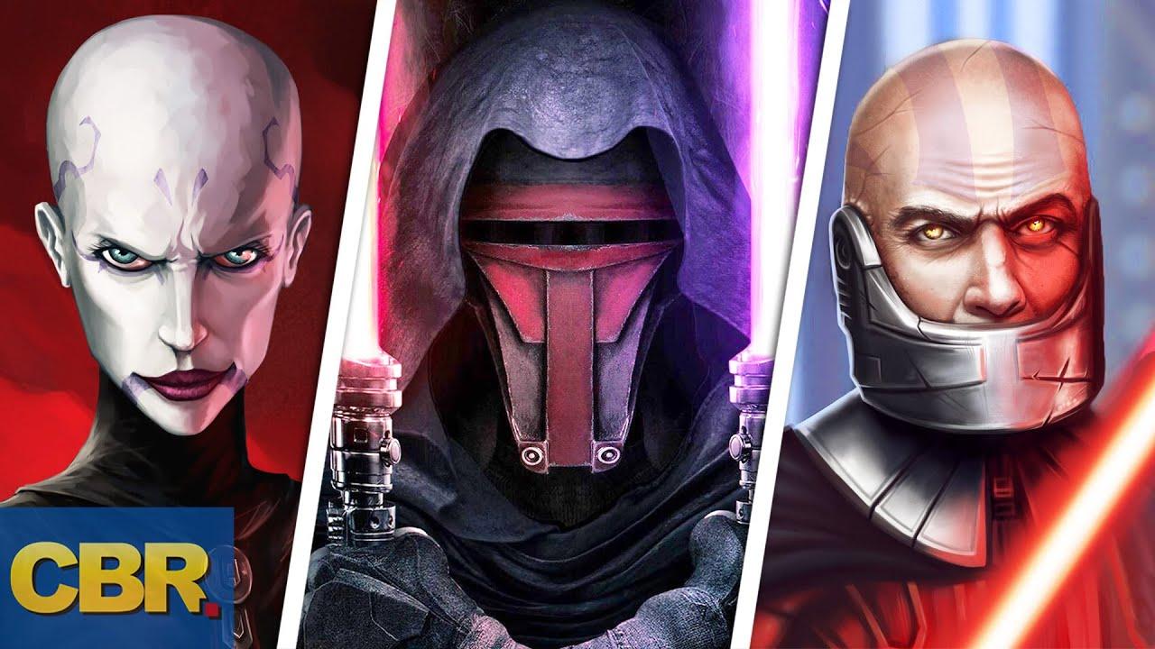 Star Wars: Dark Jedi Powers Explained - CBR